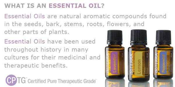 What is an essential oil